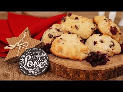3 Holiday Scone Recipes | Made with Love
