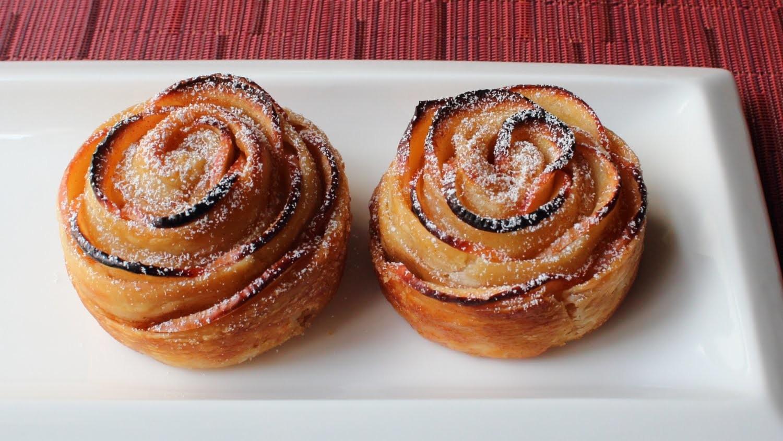Baked Apple Roses - How to Make a Rose-Shaped Apple Tart