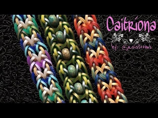 CAITRÍONA Hook Only bracelet tutorial