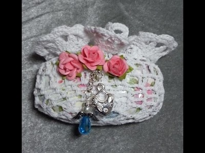 DIY~Make Beautiful Scented Sachets With Dollar Store Items!