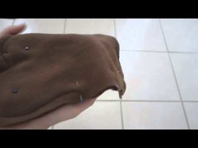 DIY Pile of Poo Emoji Pillow Tutorial