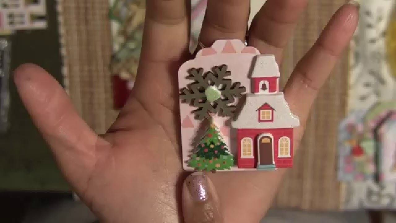 Finish Look - DIY Handmade Christmas Gift Tags