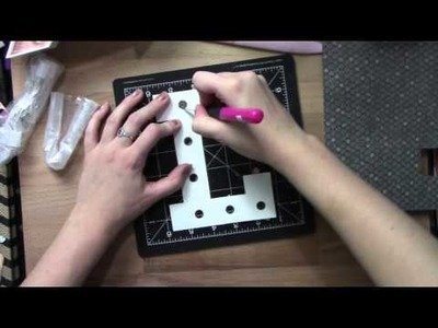 How To DIY Marquee Letters Howto Tuesday Eps 3.