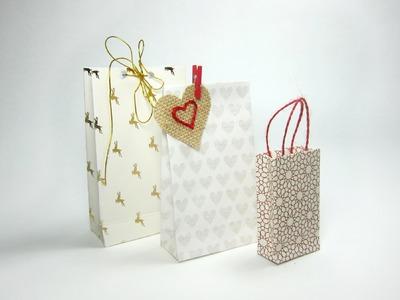 How to Make a Gift Bag (Easy DIY)