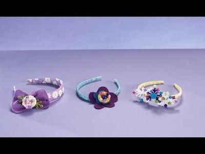 LEGO® Friends - How to: Emma's DIY LEGO Friends Headband