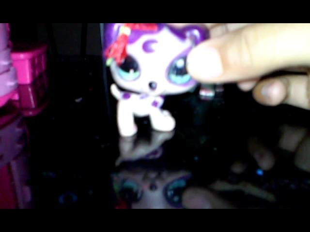 Lps diy bow dress or skirt with ribbon