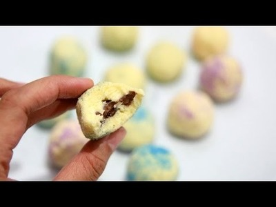 Make a Chocolate Filled Milk Balls - DIY Food & Drinks - Guidecentral