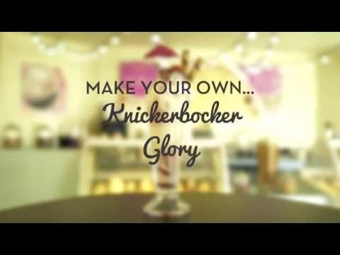 The Taste of Summer: DIY Knickerbocker Glory