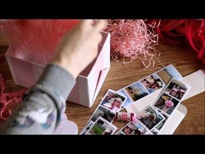 Thrifty Gift Ideas - DIY Memories Box