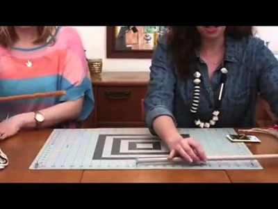 Tutorial How To Make Macrame Wall Hanging   Skill Swap