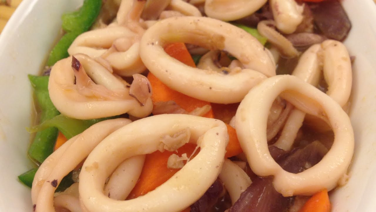 Cook Delicious Sizzling Squid - DIY Food & Drinks - Guidecentral