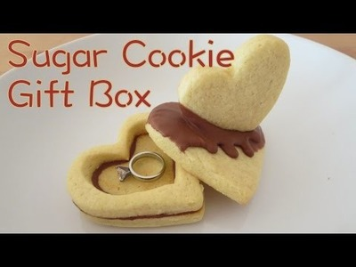 Cookie Gift Box DIY   Sunny DIY