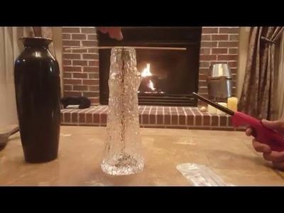 DIY Decorative and Safe Incense Stick Holder