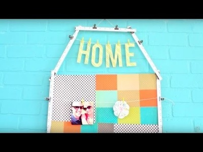 DIY Home Decor with the We R Memory Keepers Ruler Studio