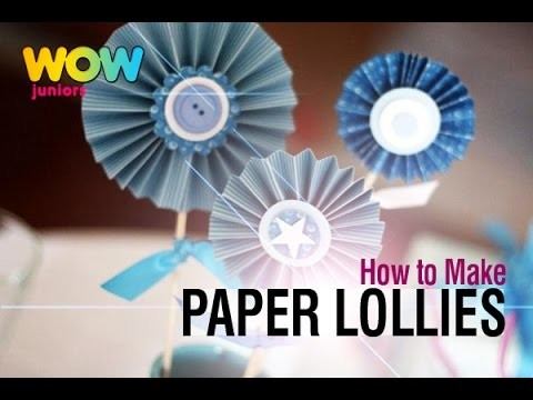 DIY: How to Make Paper Fans Backdrop for Party Decoration | Easy Tutorial for Kids