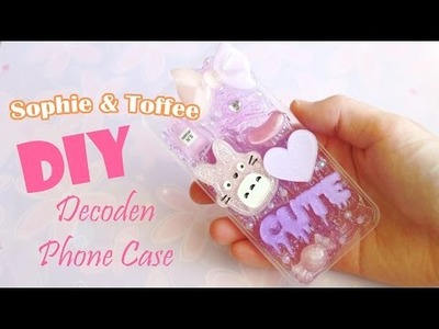 DIY Princess Decoden Phone Case + Giveaway!