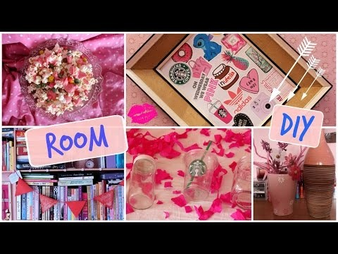 DIY Room Decorations for Valentine's Day