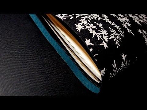 DIY Traveler's Notebook PART 1: Making a Journal Cover