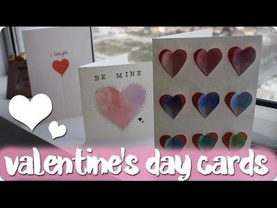 DIY Valentine's Day Card Ideas ♡