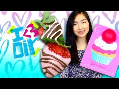 DIY Valentine's Day Gifts and Treat Ideas with JENerationDIY   I ♥ DIY