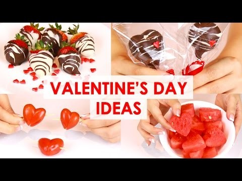 DIY Valentine's Day Treats | Tina Yong