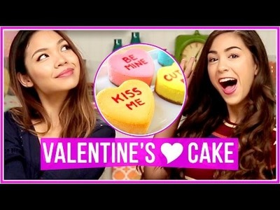 DIY Valentine's Day Treats! | Let's Get Snacking