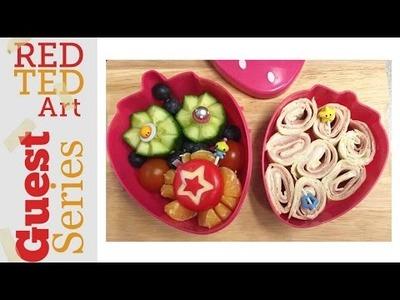 Easy Bento Lunchboxes DIY with Eats Amazing