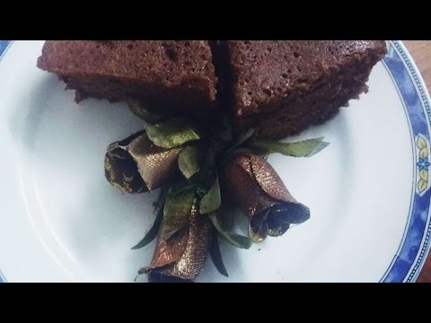 How To Make Oven Baked Chocolate Cake - DIY Crafts Tutorial - Guidecentral