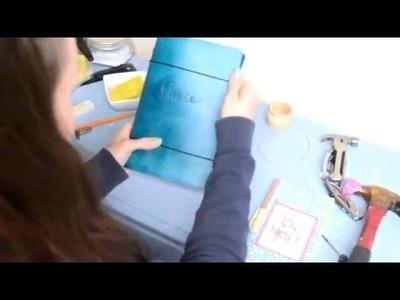 Travelers Notebook DIY planner