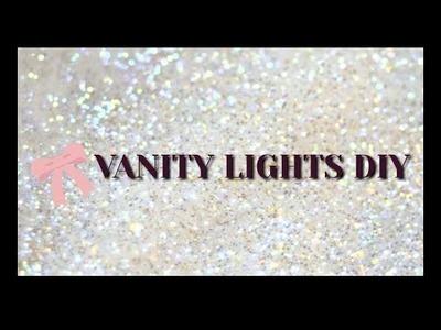 Vanity Lighting DIY