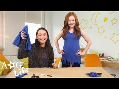 American Girl: Get Your Fitness on Fleek + DIY Smoothie Recipe | #TeamAGLife Ep. 16 | American Girl