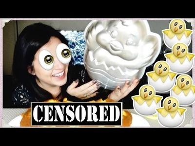 CHICKEN EMOJI CAKE?! DIY?! TUTORIAL?! Nope. ♡ Cynthia Cardona