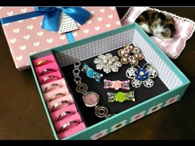 DIY : #123 Express Accessories Gift Box ♥