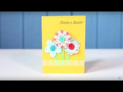 DIY Action Wobble Spring Card