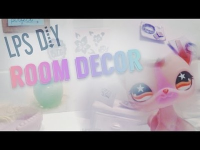 DIY LPS Room Decor