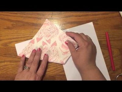DIY Pocket for your Planner - MAMBI 365 Happy Planner