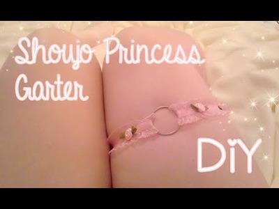 DIY Princess Garter Tutorial ☆ Easy No Sew Garter | Aishite Angel