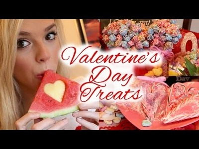 DIY Valentines Day Treats!!! QUICK & EASY!!