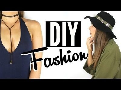 Easy DIY Fashion Accessories | Steal The Spotlight