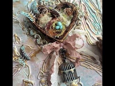 Enchanted Journal & DIY Tutorial