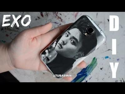 EXO Kyungsoo Phone Case DIY