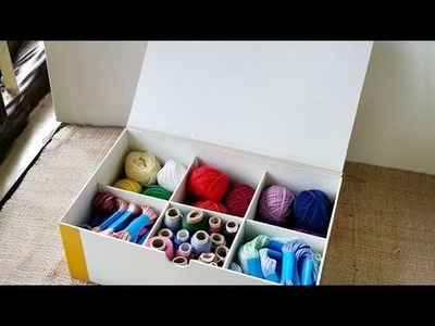 How To Create A Sectioned Foam Box - DIY Crafts Tutorial - Guidecentral