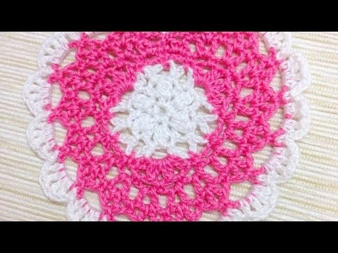 How To Make A Lovely Crocheted Heart Doily - DIY Crafts Tutorial - Guidecentral