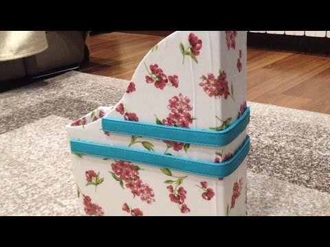 How To Make A Unique Lovely File Holder - DIY Crafts Tutorial - Guidecentral