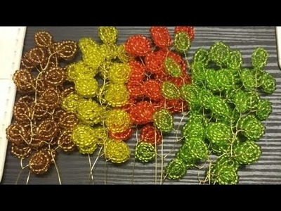 How To Make Autumn Beaded Tree Branches - DIY Crafts Tutorial - Guidecentral
