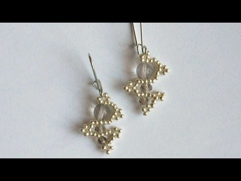 How To Make Crystal Earrings - DIY Crafts Tutorial - Guidecentral