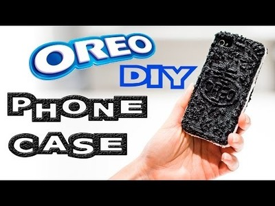 How to Make Oreo Phone Case. 3D Pen Art. DIY Tutorial by Creative World