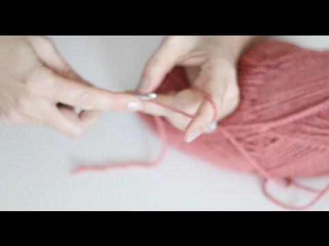 Crochet Basics. Slip Knot.Yarn Over. Chain Stitch for Beginners