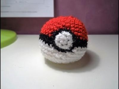 Gotta catch 'em all - how to crochet a pokéball