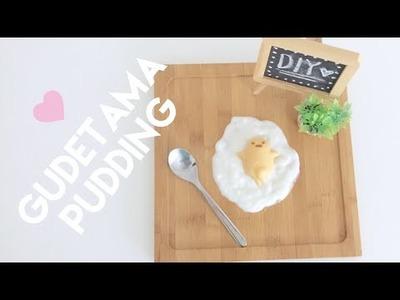 Gudetama Pudding Lazy Egg DIY Japanese Candy Kit